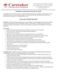 Quality Control Job Description Resume by Job Resume Job Description Examples