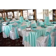 teal chair sashes blue and coral chair sashes fabric weddingbee class