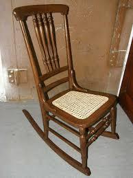 Oak Rocking Chairs Antique Rocking Chair Canada Antique Rocking Chairs Classic