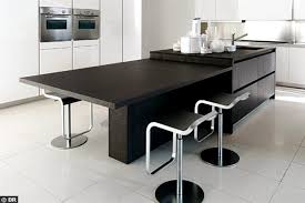 table ilot centrale cuisine ilot table cuisine indogate 1 ilot central cuisine table of