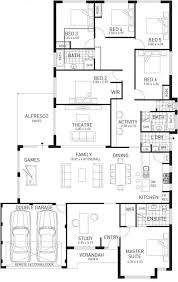 baby nursery single family floor plans family house plans home