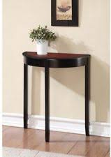 cherry console tables ebay