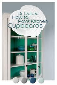 Easiest Way To Paint Cabinets Best 25 Dulux Cupboard Paint Ideas On Pinterest Dulux Kitchen