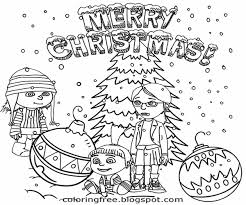 100 ideas christmas coloring pages printable on kidsdesign download