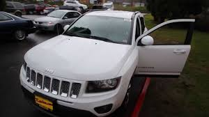 white jeep 2014 2014 jeep compass latitude white ed650896 seattle bellevue