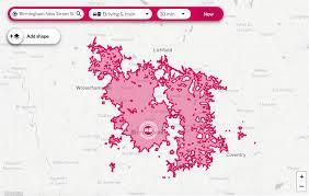 Map Radius Tool Traveltime Location Search Blog Radius Maps