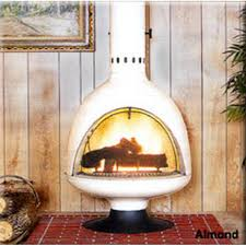 malm fire drum 3 w screen wood burning or gas fireplace fd3