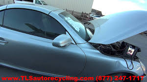 lexus sc430 for sale california parting out 2002 lexus sc 430 stock 5223rd tls auto recycling