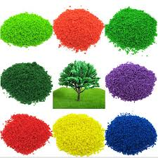 30g artificial tree powder sandbox model decor miniature micro