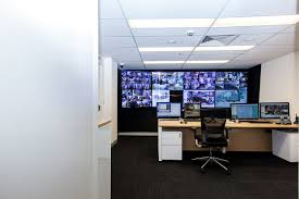 ara building services monitoring control room