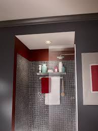 Bathroom Fan With Heat Lamp Bathroom Exhaust Fan With Light Oil Rubbed Bronze Also Bathroom