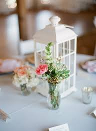 Lanterns For Wedding Centerpieces by Casual Wedding Centerpieces Vintage Lanterns Centerpieces And