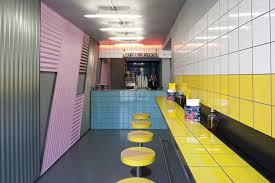 Pizza Restaurant Interior Design How Modular Restaurant Interior Design Makes Eating Pizza Look
