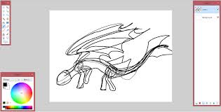 a basic guide to drawing dragons of dragons how to