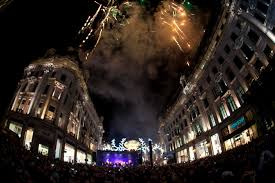 take that to switch on regent street u0027s christmas lights brought to