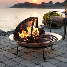 backyard fire pits picture u2013 outdoor decorations