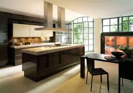 de cuisine com amenagement cuisine salon 20m2 4 ilot central de cuisine
