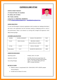 11 format for job application appication letter