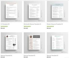 Microsoft Word Professional Resume Template Professional Resume Templates For Microsoft Word