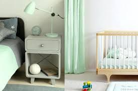 chambre grise et verte chambre grise et verte chambre vert anis et grise verte