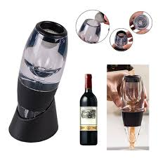 wine sets aerator set pouch filter instant magic decanter wine box