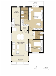 layout of a house fabulous 2 bhk house plan layout collection with bedroom plans