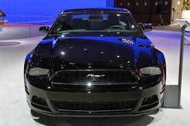 Mustang Black Photo Gallery 2014 Ford Mustang With Fp6 Appearance Package