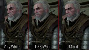 geralt hairworks colors and styles at the witcher 3 nexus mods