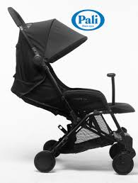 Pali Toddler Rail The Perfect Solid Black Stroller For Your Family Www Palitaly Com