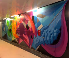 Mural Artist by The Mural Co Professional Graffiti Artists For Hire