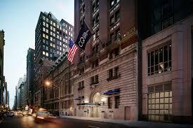 Midtown Manhattan Map Club Quarters Hotel Midtown Manhattan Business Hotel Nyc