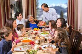 cardiovascular experts encourage families to talk turkey this