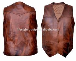 leather vest vest leather down vest leather vest pattern custom leather vests
