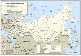 Siberia On World Map by Russia