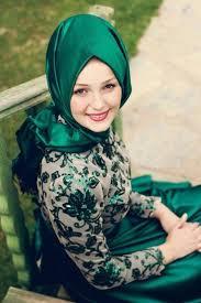 aliexpress com buy green muslim evening dresses modest long
