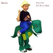 Inflatable Halloween Costumes Popular Dinosaurs Inflatable Dinosaur Halloween Costume Buy Cheap
