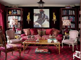 bold interiors by top designers inspire u0027decorate fearlessly