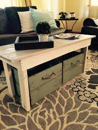 wood coffee table coffee table distressed coffee table wood table