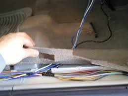 nissan armada quad seats installing le leather seats in non power se wiring questions