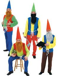 mens garden gnome dwarf costume fairy tale dwarves stag