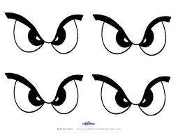 Printable Halloween Window Silhouettes by Halloween Printable Eyes U2013 Festival Collections
