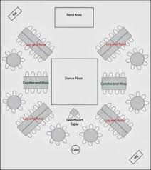 Round Table Seating Capacity Banquet Seating Chart Template Banquet Table Size Seating