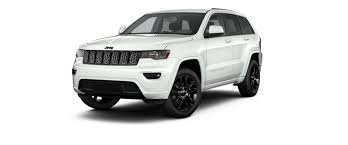 jeep with black rims 2017 jeep grand altitude limited edition