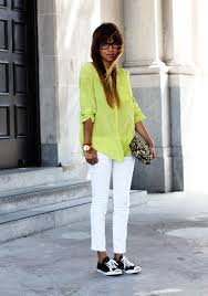 Skinny Jeans And Converse Sincerely Jules Lover Her Leather Converse White Denim Spring