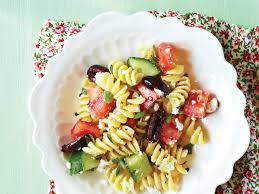 greek salad pasta recipe today u0027s parent