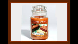 yankee candle review banana nut bread chit chat youtube