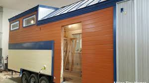 incredible tiny home the artist by alpine tiny homes 28