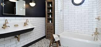 white kitchen cabinets black tile floor 23 black white tile design ideas sebring design build
