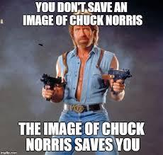 Chuck Norris Funny Meme - chuck norris saves imgflip
