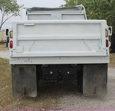 2000 international 4900 dump truck item e2069 sold thur